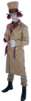 Dickensian Toff Costume - Mad Hatter (2639)